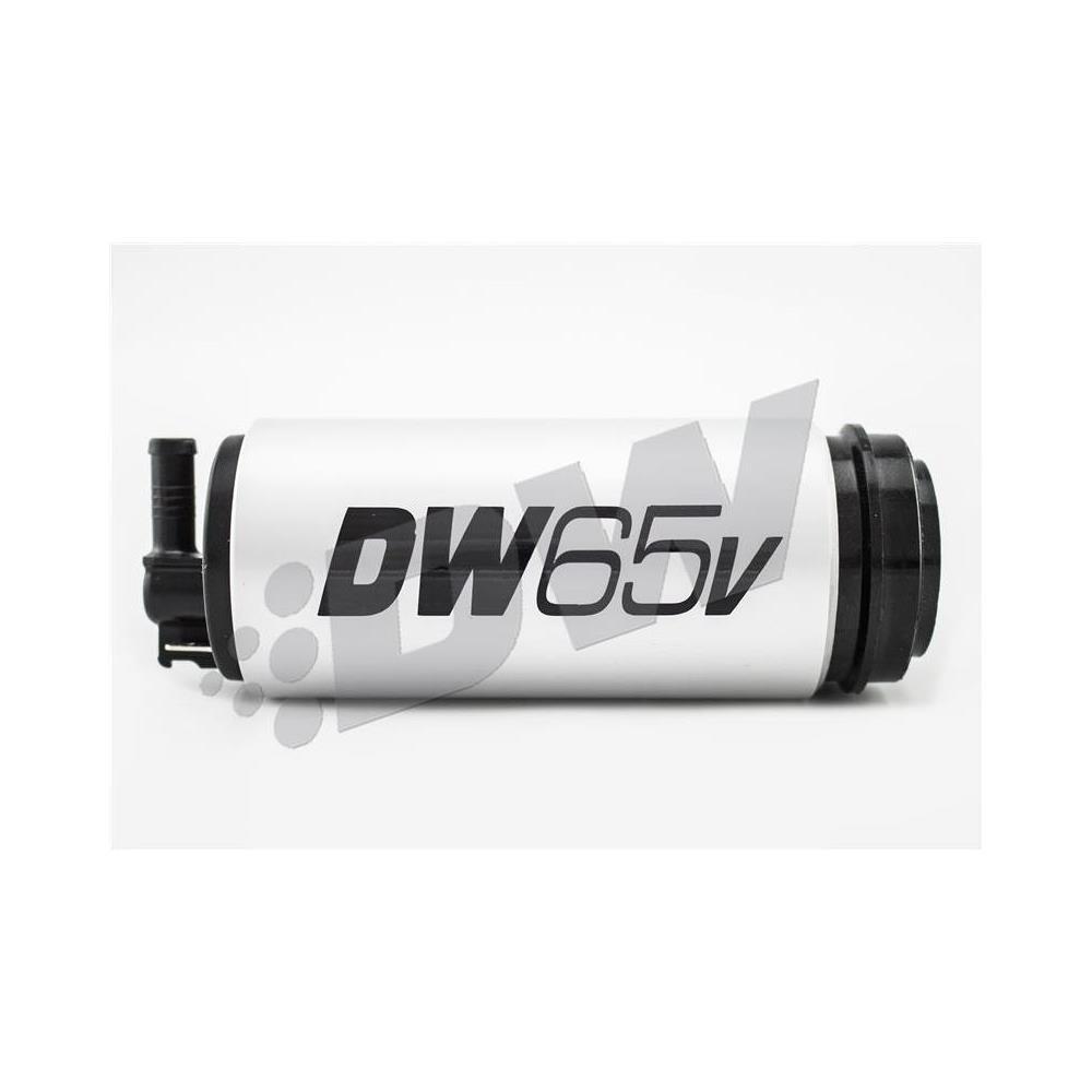 DeatschWerks DW65v Series 265 LPH Compact In-Tank Fuel Pump w/ VW/Audi 1.8T FWD Set Up Kit (9-654-1025)
