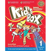 Kid'S Box Level 1 Student'S Book American English