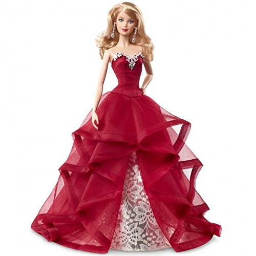 Barbie Collector 2015 Holiday Doll  Blonde
