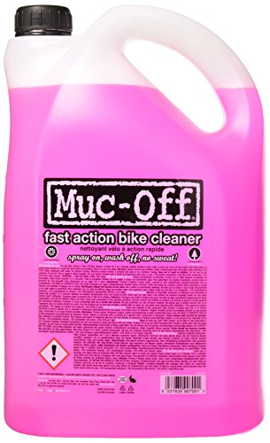 Muc Off 907 Pink Cycle Cleaner, 7 L, 169.05 Fluid_Ounces