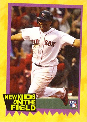 2018 Topps Throwback Thursday TBT Baseball #49 Rafael Devers Rookie Card - Only 466 made! ()
