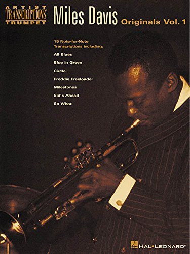 - Miles Davis - Originals Vol. 1 (Artist Transcriptions)