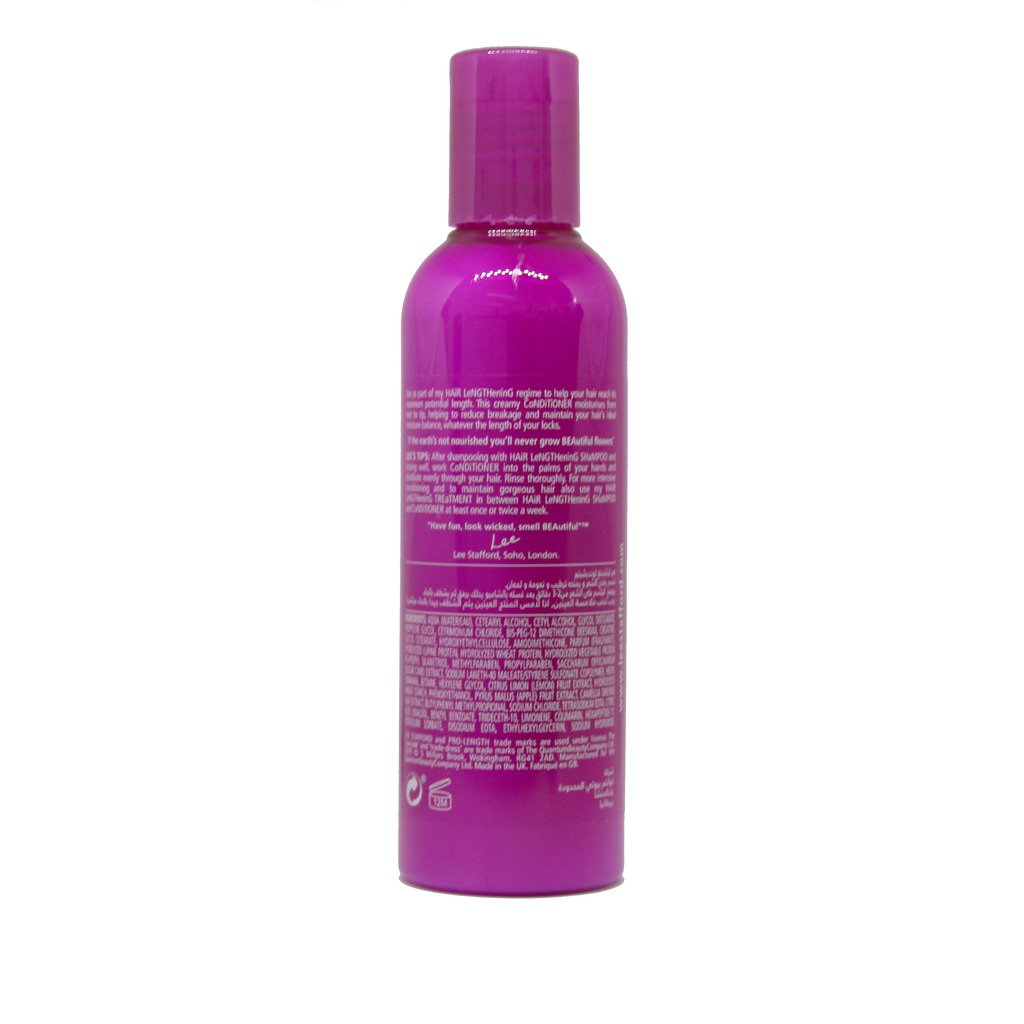 Lee Stafford Hair Lengthening Moisturising Conditioner With Pro Growth Complex 200ml Qty 2 by Lee Stafford