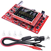 Longruner DSO138 Open Source 2.4 TFT Digital Oscilloscope Kit 1Msps with Probe Assembled vision (Welded)