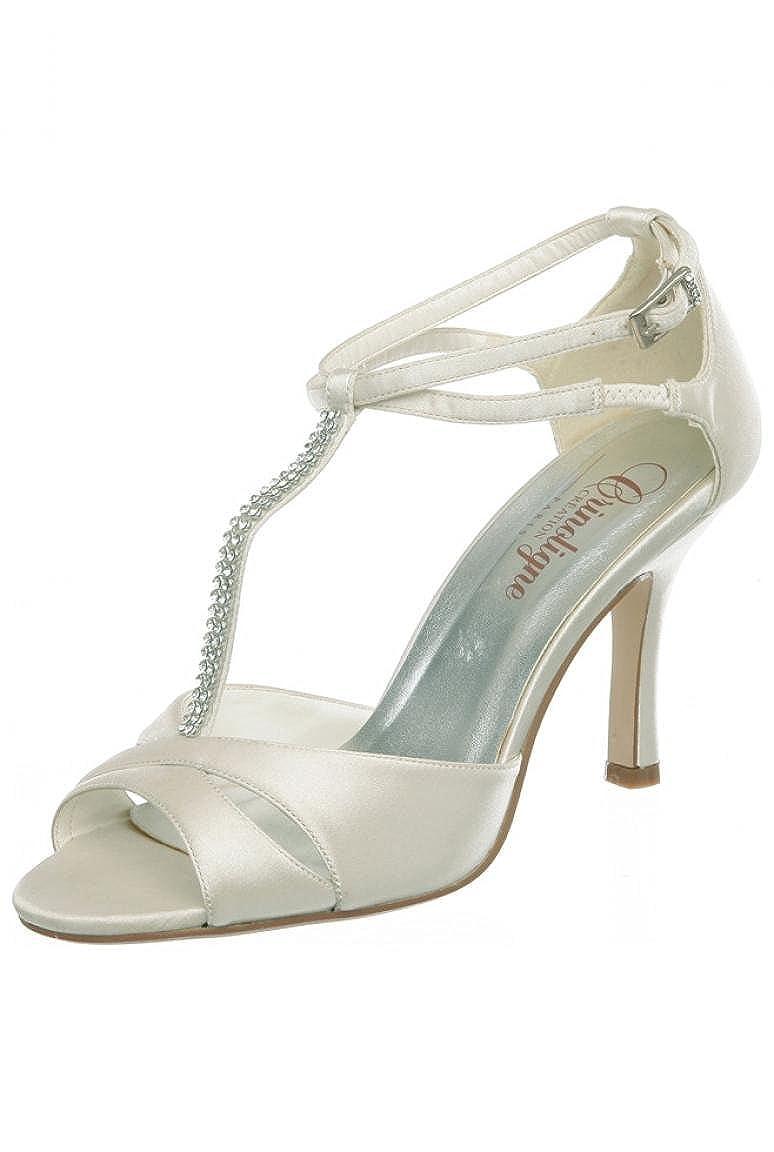 Salomé Schuh für Zeremonie Elfenbein Elfenbein Zeremonie 25a083