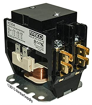 51L6JhiTdrL._SY355_ amazon com oem replacement for trane double pole 2 pole 30 amp  at creativeand.co