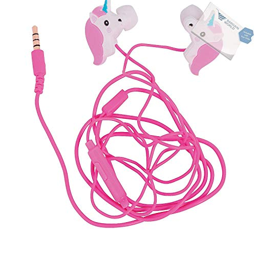 Bargain World Unicorn Earbuds (With Sticky Notes) for sale  Delivered anywhere in USA