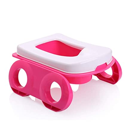 46cc50a9db5c Amazon.com: XWJC Portable Child Toilet Baby Toilet Male and Female ...