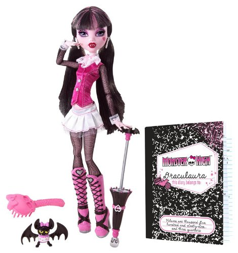 Monster High Draculaura Doll]()