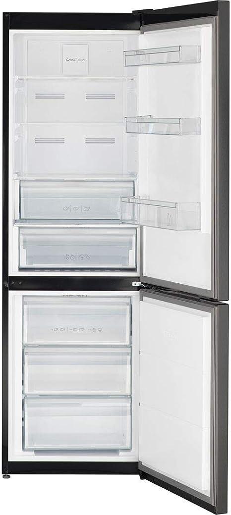 Sharp SJ-BA10IHXI3-EU - Combinación de nevera y congelador, color ...