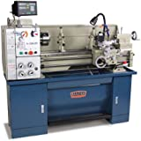 "Baileigh PL-1236E-DRO Dual Voltage Metal Lathe with DRO, 1-Phase 110/220V, 12"" Swing, 36"" Bed Length"