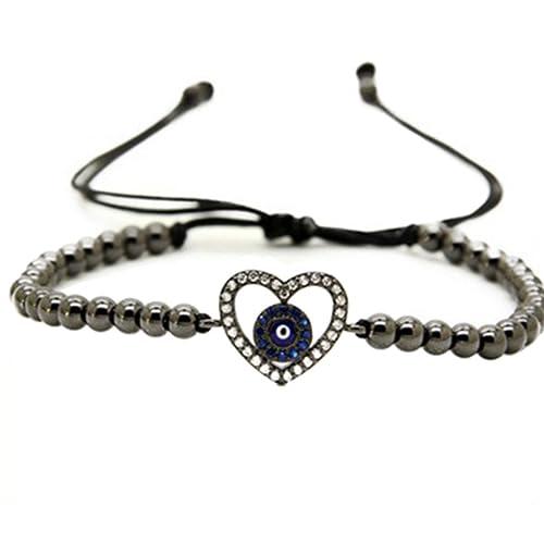 Amazon com: RagBear Benefits Of Wearing Evil Eye Bracelet