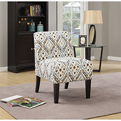 Acme Furniture Chair (ACME Ollano Pattern Fabric Accent Chair)