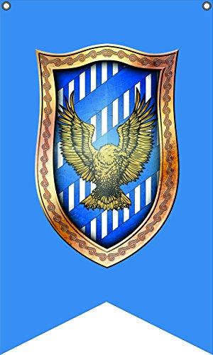 Harry Potter Flag | Ravenclaw Portrait Flag | 3x5 ft / 90x150cm | Long Lasting Flag - Potter Portrait