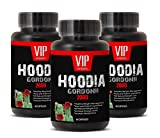 Super Hoodia Gordonii Power – Pure Hoodia Gordonii Extract 2000mg – Hoodia Gordonii Highly Effective Appetite Suppressing (3 bottles 180 capsules) For Sale
