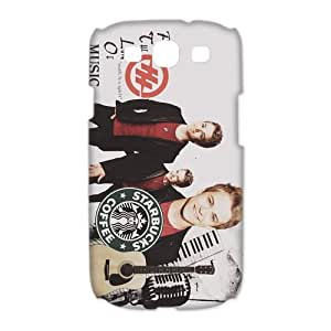 Custom Hunter Hayes Hard Back Cover Case for Samsung Galaxy S3 CL406 by mcsharks