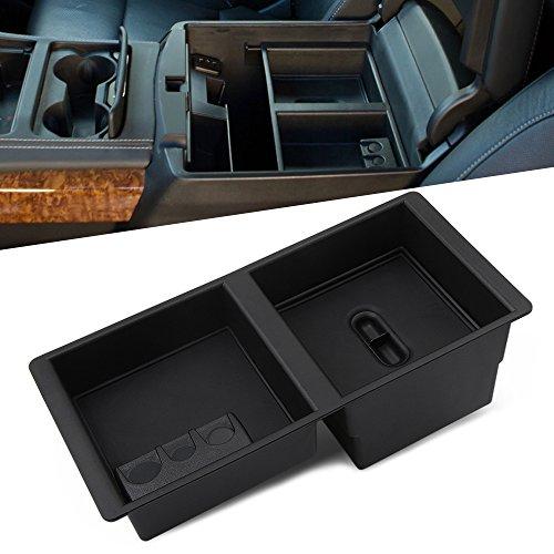 (etopmia Center Console Insert Organizer Tray For Chevy Silverado 2014-2019,Tahoe,Suburban - GMC Sierra,Yukon-GM Vehicles Armrest Box Accessories)