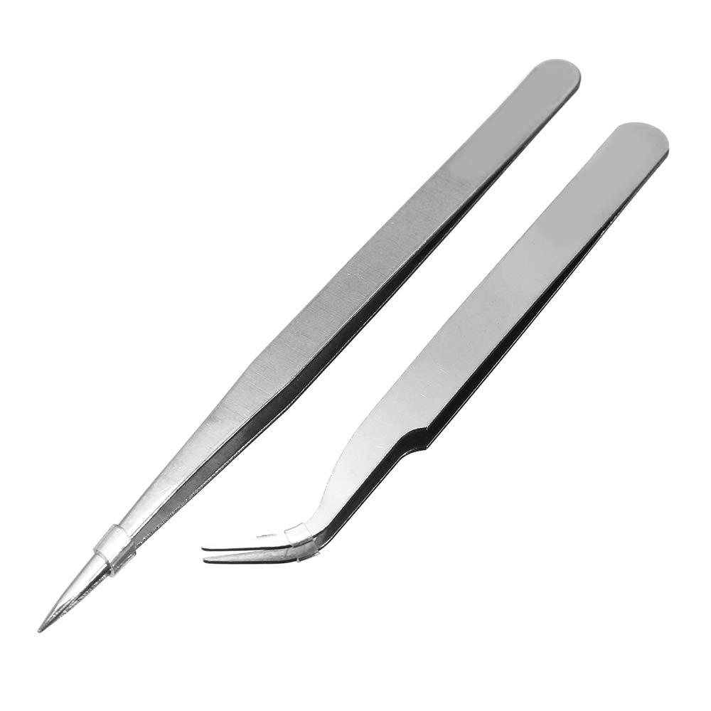Multimeter 60W Soldering Iron+Stand Rosin Doolland 12Pcs Welding Soldering Tool Kit