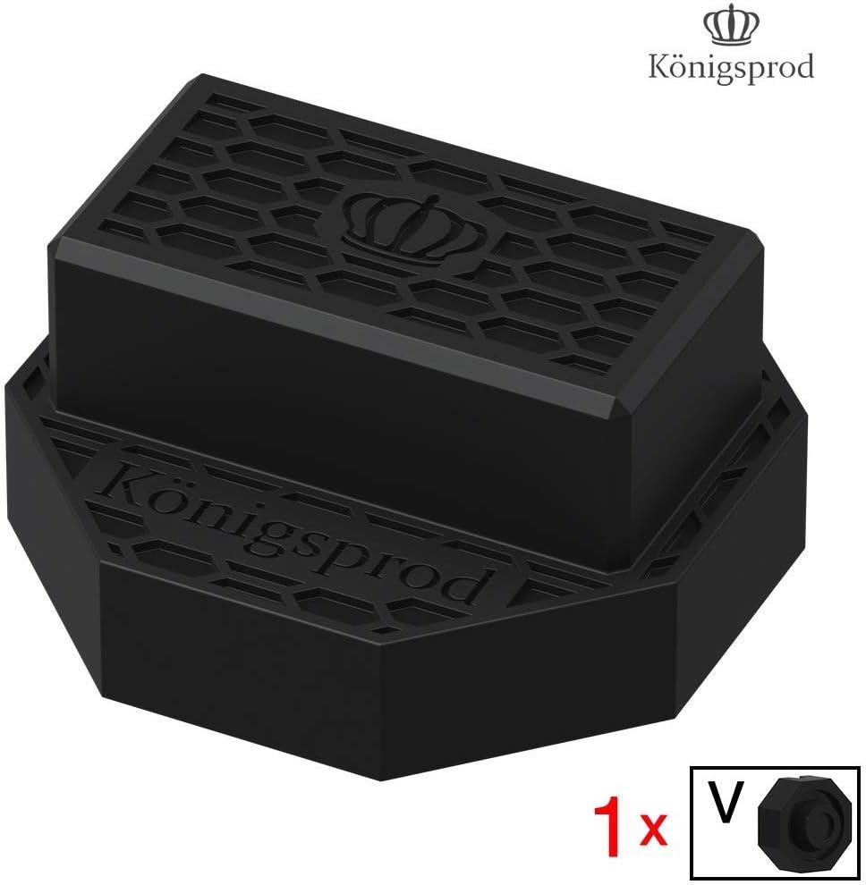 K/ÖNIGSPROD 2 x Rubber Jack Pad for BMW and MINI Car Jack F