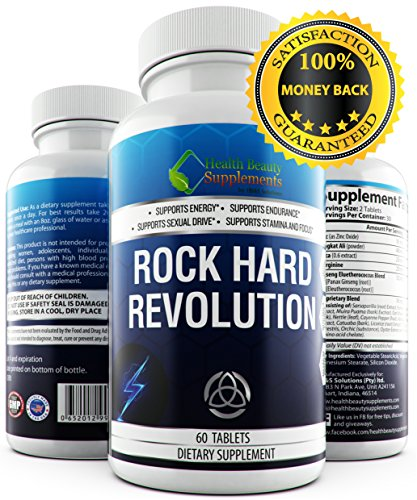 * ROCK HARD REVOLUTION * male libido booster - male libido enhancement - male libido supplement - male fertility supplements - male enhancing pills erection - male performance enhancement pills