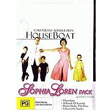 Houseboat / Desire Under Elms / Breath Of A Scandal | 4 Discs | NON-USA Format | PAL | Region 4 Import - Australia