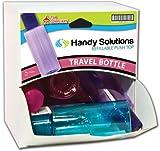 Handy Solutions Push Top Travel Bottle Dispensit Case 144 pcs sku# 1865420MA