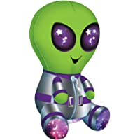 Novelty, Inc. Animal Travel Palz Reversible Stuffed Animal Neck Pillow Alien