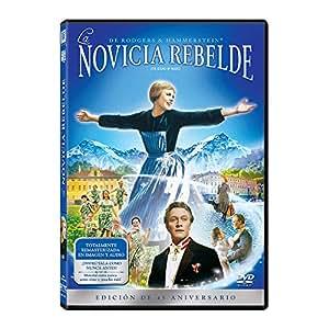 The Sound of Music (La Novicia Rebelde) - 45th Anniversary Edition [NTSC/Region 1 and 4 dvd. Import - Latin America] (Subtitles: English, Spanish, Portuguese)