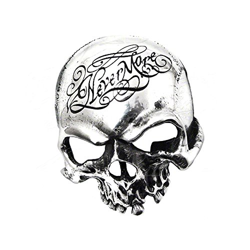 Accessories Buckles Skull Belt (Nevermore Skull Belt Buckle by Alchemy Gothic)