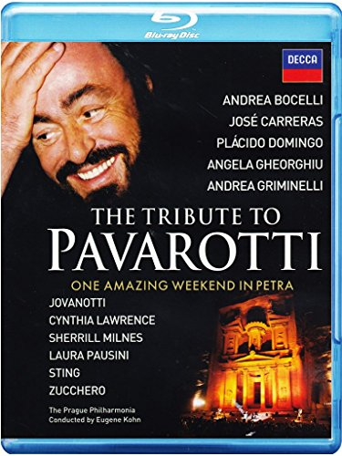 The Tribute to Pavarotti - Nyc Carrera