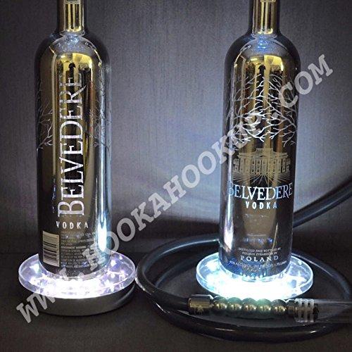 c8e7de92587b Belvedere Limited Edition Chrome 1.75L Bottle Hookah - Import It All