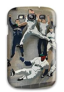 Rene Kennedy Cooper's Shop seattle mariners MLB Sports & Colleges best Samsung Galaxy S3 cases