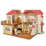 Toys : Calico Critters Red Roof Country Home Gift set
