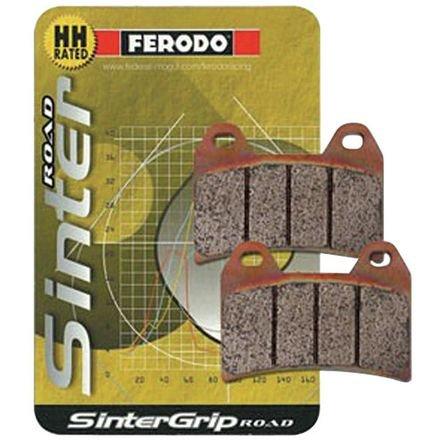 Price comparison product image 94-95 YAMAHA FZR1000: Ferodo Sintered ST Brake Pads (Front)
