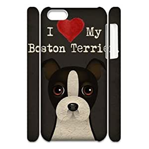 EZCASE Cute Dog Phone Case For iPhone 6 4.7 [Pattern-4]