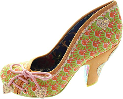 Irregular Choice  Flexi Lexi, Damen Pumps orange Orange