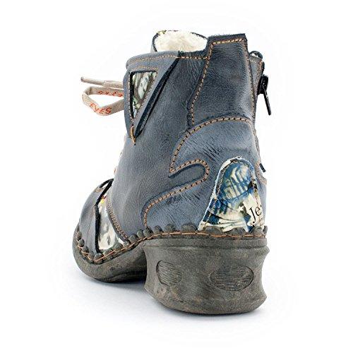 Tama TMA Women's Combat Boots Anthracite Grey cXITi