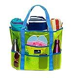Best Beach Bags - Dejaroo Mesh Beach Bag - Toy Tote Bag Review