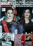 Hola Magazine: December 7th La Reina Letizia y Sara Carbonero Duel de Estilo En Portugal