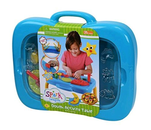 Spark Dough Activity Table Bug Life Play Table