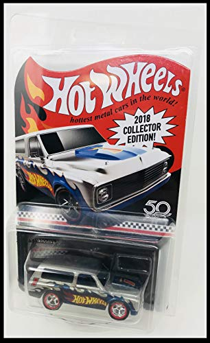 Hot Wheels 50th Collector Edition '70 Chevy Blazer Mail Away Exclusive 1:64 Scale ()