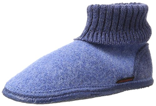 6 Slippers Adults' Low Unisex Capriblau Blue Top Blue Kramsach Giesswein W6qRHw106