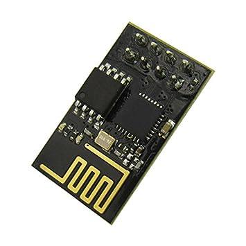 ulian puerto serie ESP8266 módulo transceptor inalámbrico ...