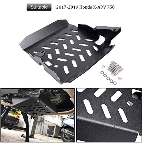 FATExpress Motorcycle Skid Plate Engine Frame Guard Chassis Protector Cover for 2017-2019 Honda X-ADV XADV X ADV 750 2018 17-19