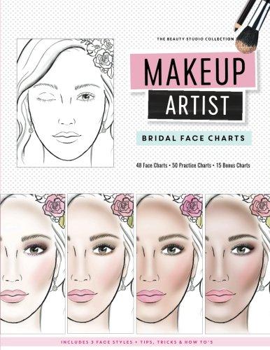 Makeup Artist Bridal Face Charts (The Beauty Studio ()