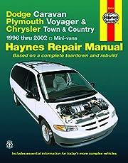Dodge Caravan, Plymouth Voyager & Chrysler Town & Country: 1996 thru 2002