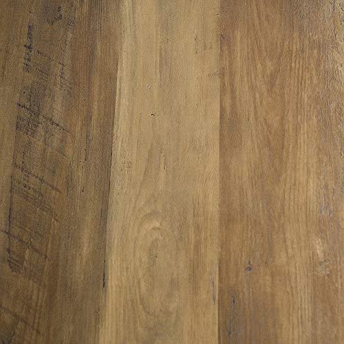 WE Furniture AZF32ALSDRO Buffet, 32'', Solid White/Rustic Oak by WE Furniture (Image #6)