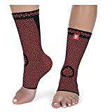Plantar Fasciitis Ankle Brace RIMSports - Ideal Ankle Compression Sleeve for Ankle Support