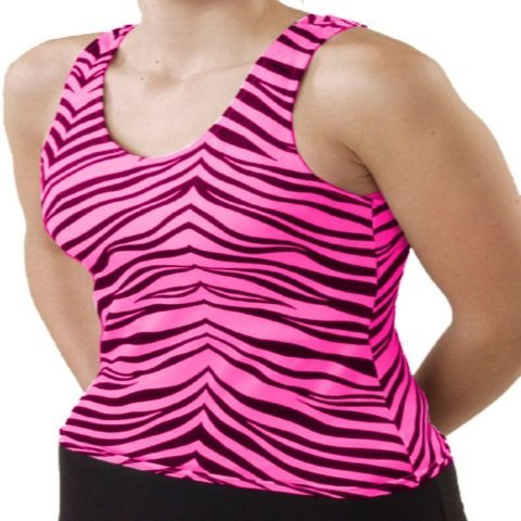Pizzazz Cheerleaders Zebra Print - 2