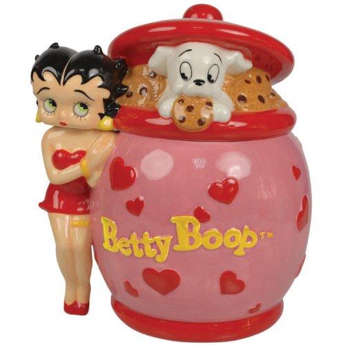Westland Giftware Betty Boop Betty Boop Cookie Jar, 8-3/4-Inch
